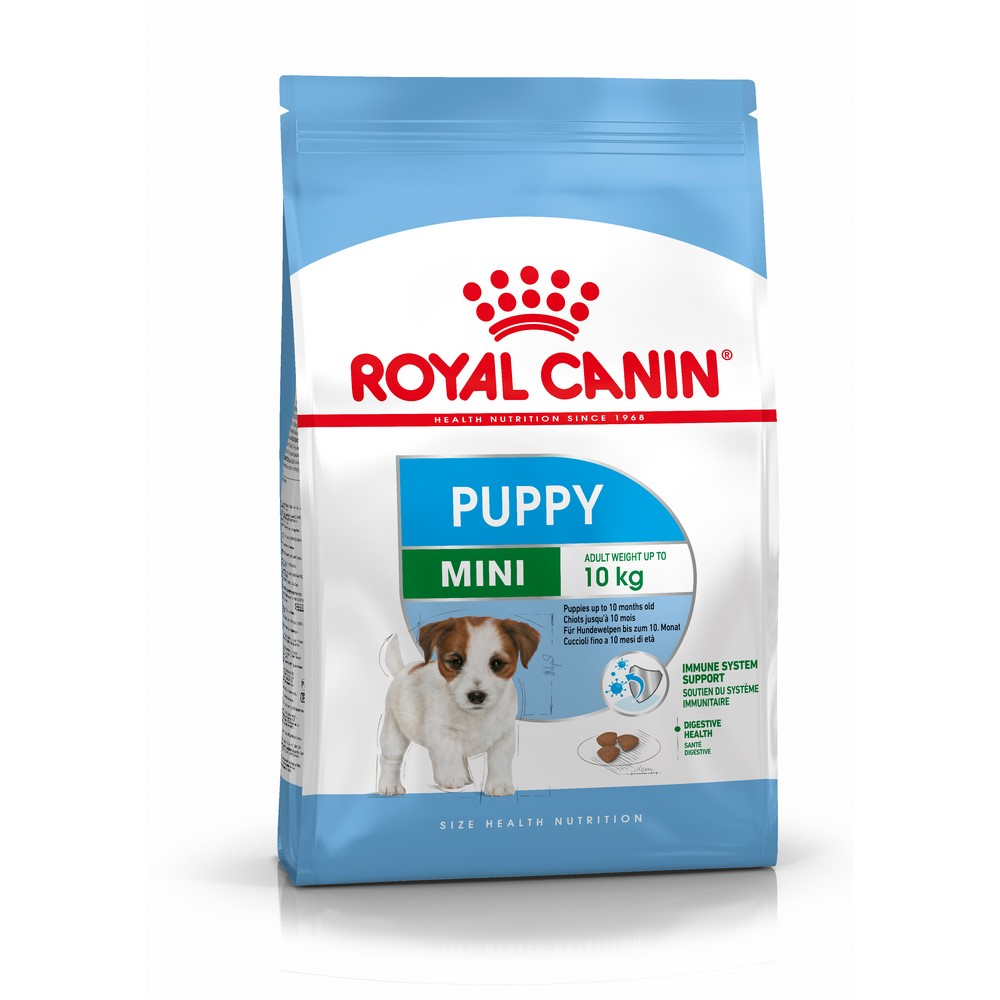 лучшая цена Puppy Food Royal Canin Mini Puppy, 2 kg