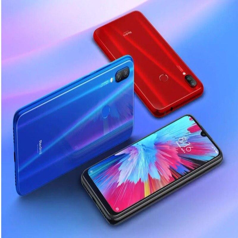 Version mondiale pour l'espagne] Xiaomi Redmi Note 7 (memia interna de 32 go, RAM de 3 go, Camara dual trasera de 48 MP) smartphone - 4