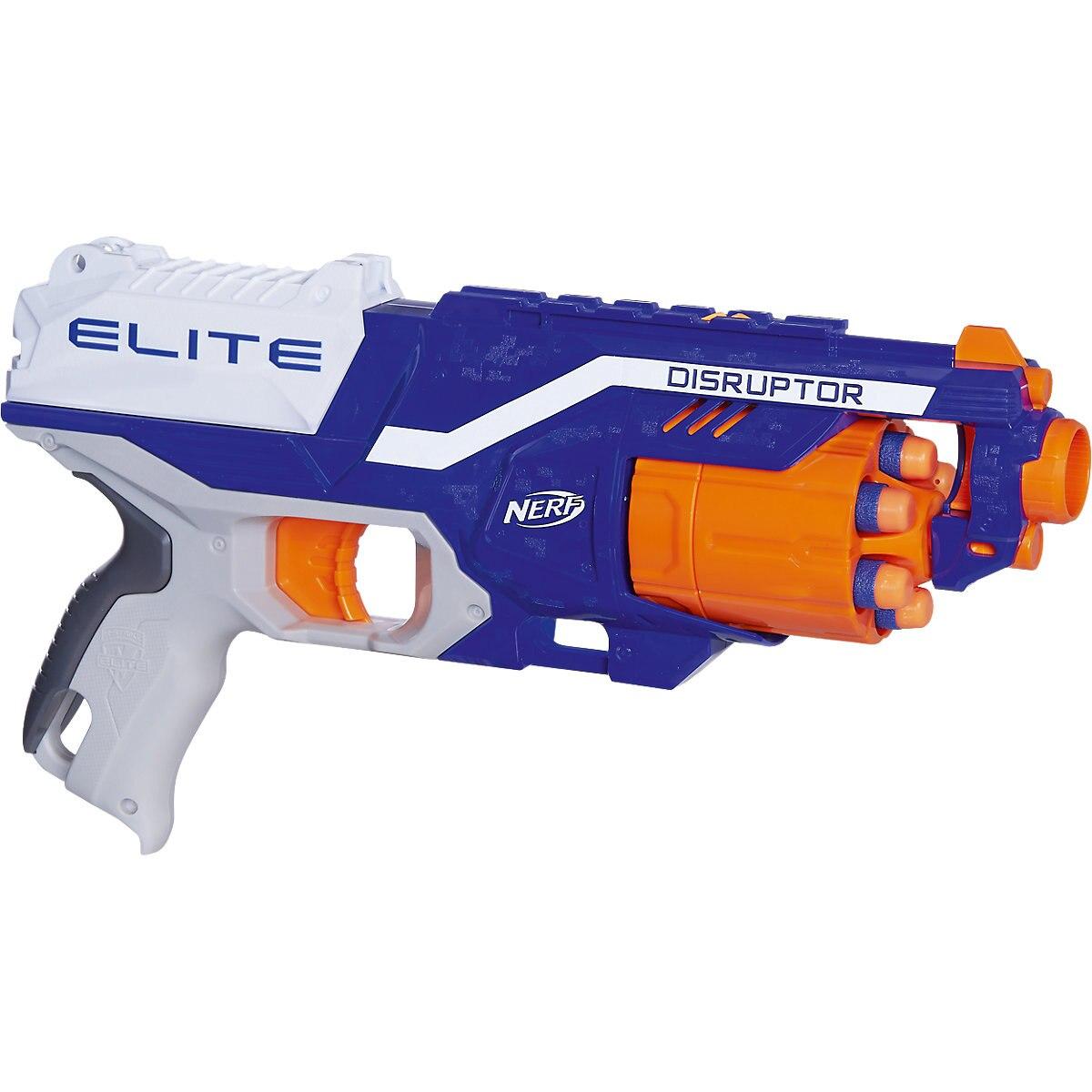Armas de brinquedo nerf 5104315 crianças brinquedo arma blasters meninos tiro jogos ao ar livre jogar mtpromo