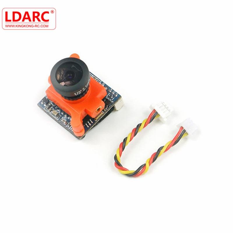 KINGKONG/LDARC FPV EGG Pro RC FPV Racing Drone Spare Parts CCD600 Camera 2.1mm FOV 160 Degree FPV Cam VS Runcam Micro Sparrow