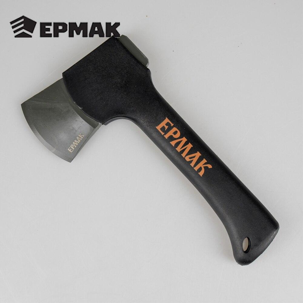 Ermak HACHE renforcé charpentier 510g 225mm poignée de composants Téflon lame réductions couteau couperet compter qualité 662-088