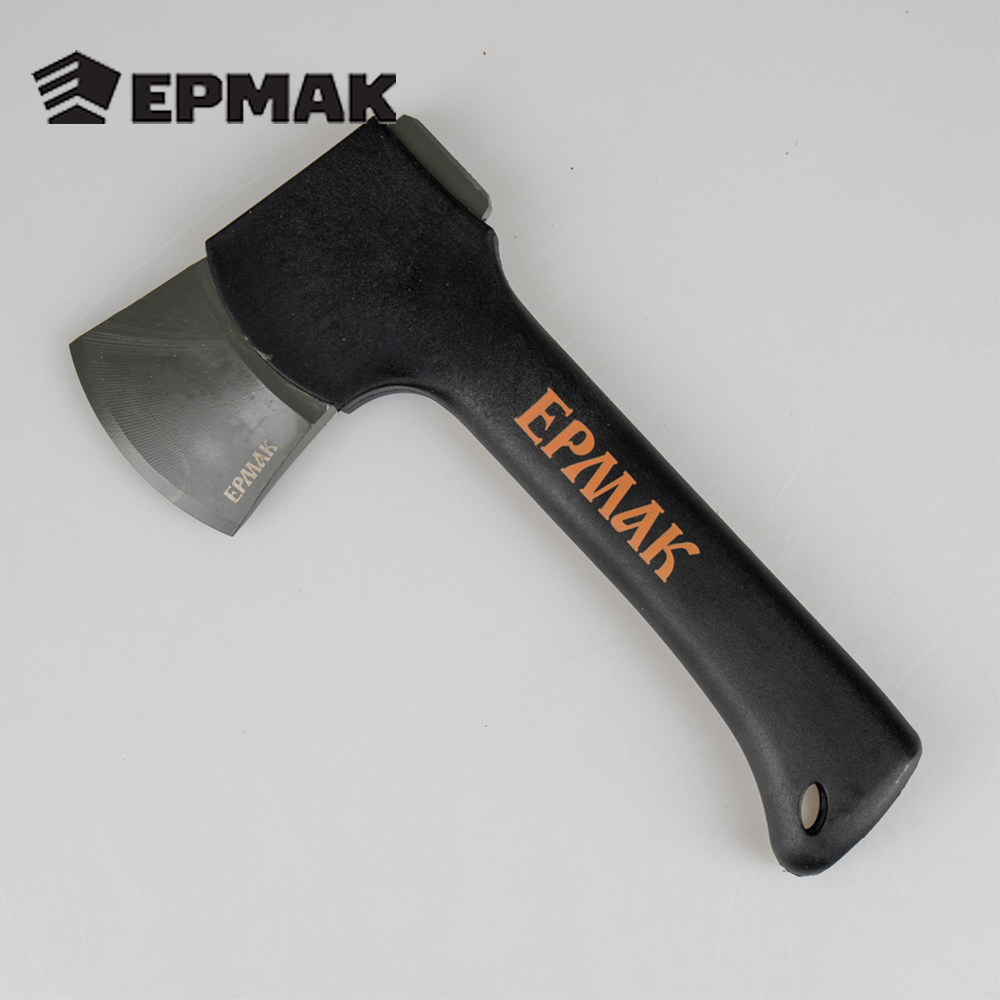 Ermak AXE Reinforced Carpenter 510 G 225 Mm Component Handle Teflon Blade Discounts Knife Cleaver Count Quality 662-088