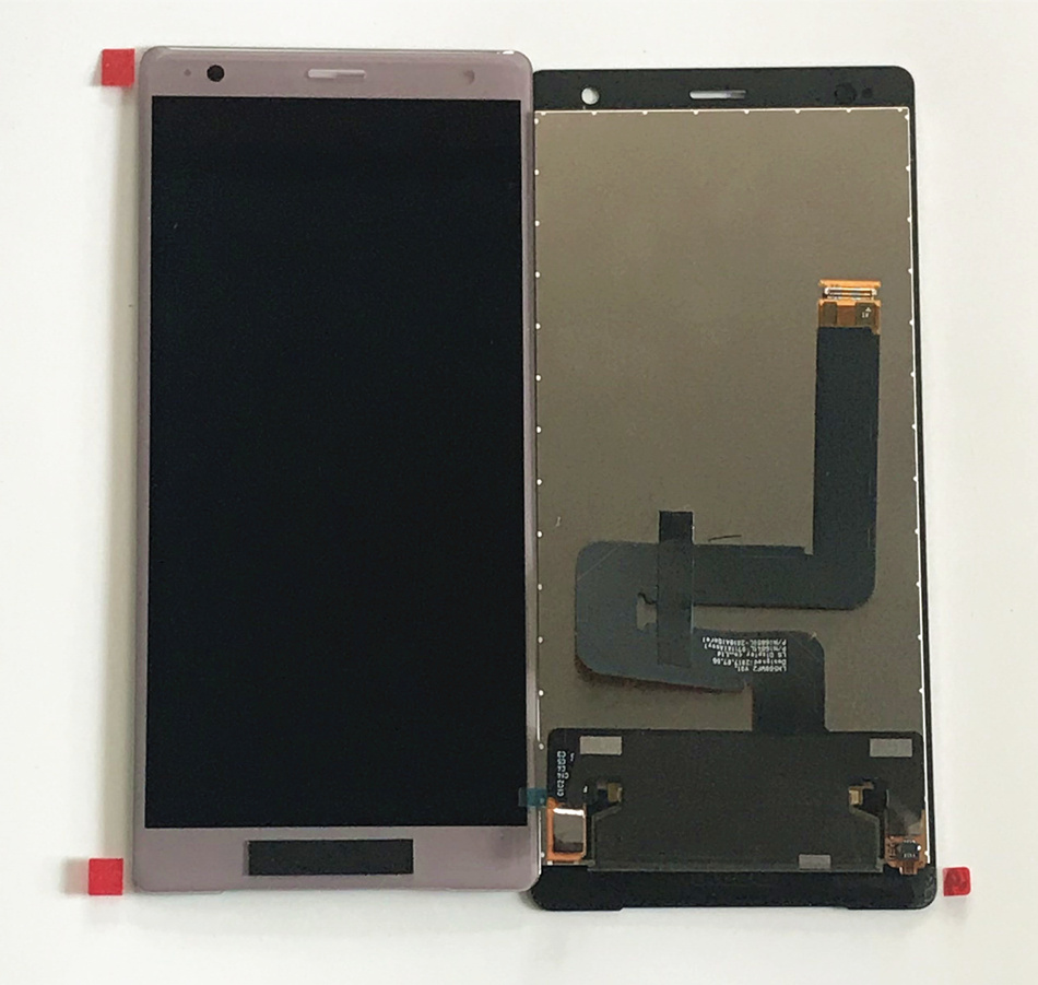 New Original 5.7'' LCD For Sony Xperia XZ2 LCD Display Touch Screen Digitizer Full Assembly Replacement For Sony XZ2 LCD Screen