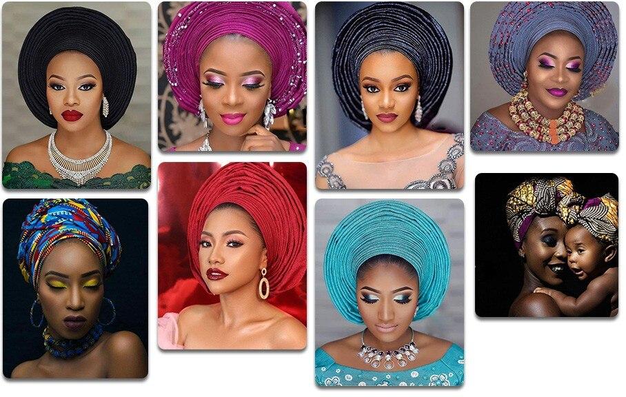 african gele headtie nigerian headtie headwrap