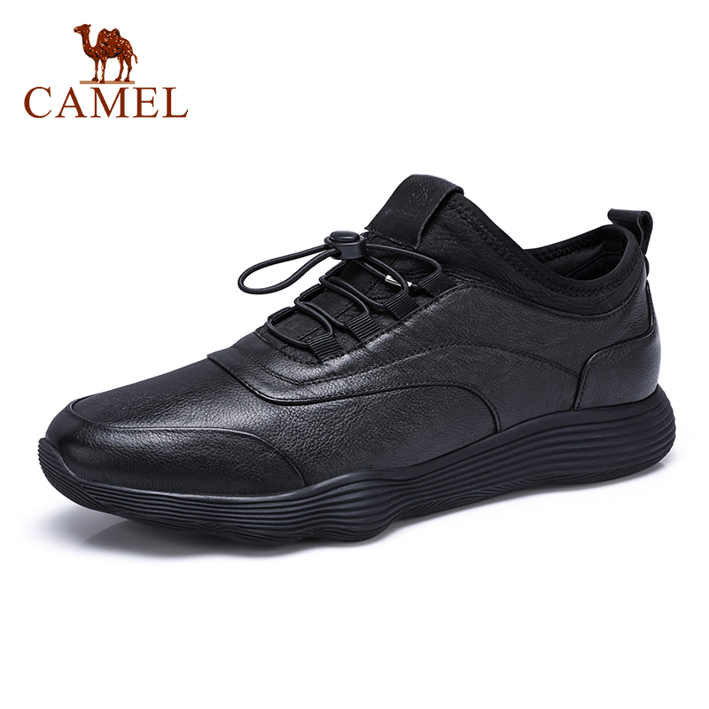 CAMEL Genuine Leather Mens Casual Shoes Trend Wild Cowhide Men Shoes Male England Wild Footwear OutdoorCAMEL Genuine Leather Mens Casual Shoes Trend Wild Cowhide Men Shoes Male England Wild Footwear Outdoor