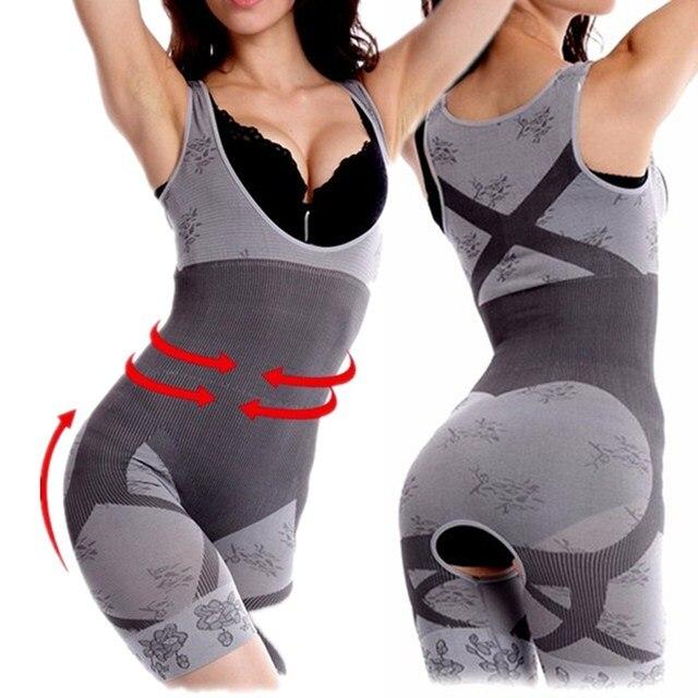 0162c3278a660 Women Body Shaper Shapewear Bodysuit