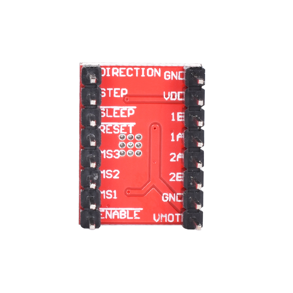 Stepper Motor Driver With Heat sink as 3D Printer Parts with Built-in Regulator 21