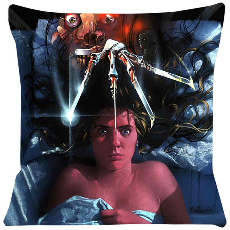Pennywise-Acalma Travesseiro Capa de almofada para cadeiras de Casa almofadas Decorativas para sofá Throw Pillow Cover SJ-063