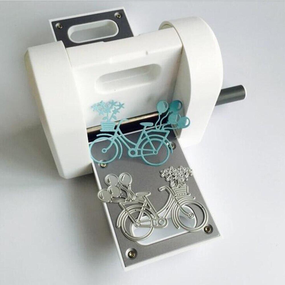 Troquelado en relieve máquina cortador de Scrapbooking pieza troqueladora de papel troquelado máquina de troquelado hogar DIY troquelado herramienta de troquelado - 4
