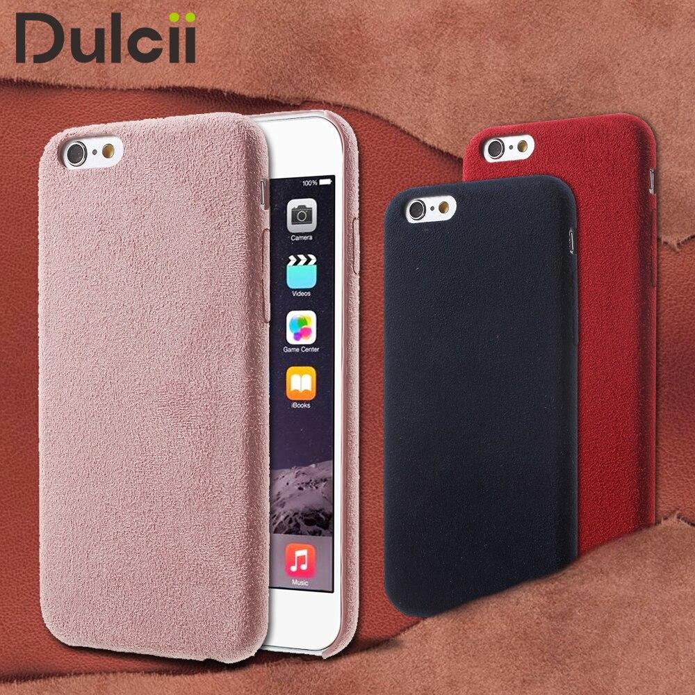 coque iphone 6 suede