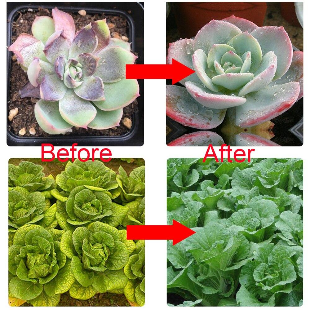 Купить с кэшбэком LED Lights Growing Plant 30W Venesun Full Spectrum Panel with IR &UV Plant Growing LEDs for Indoor Hydroponic Greenhouse Plants