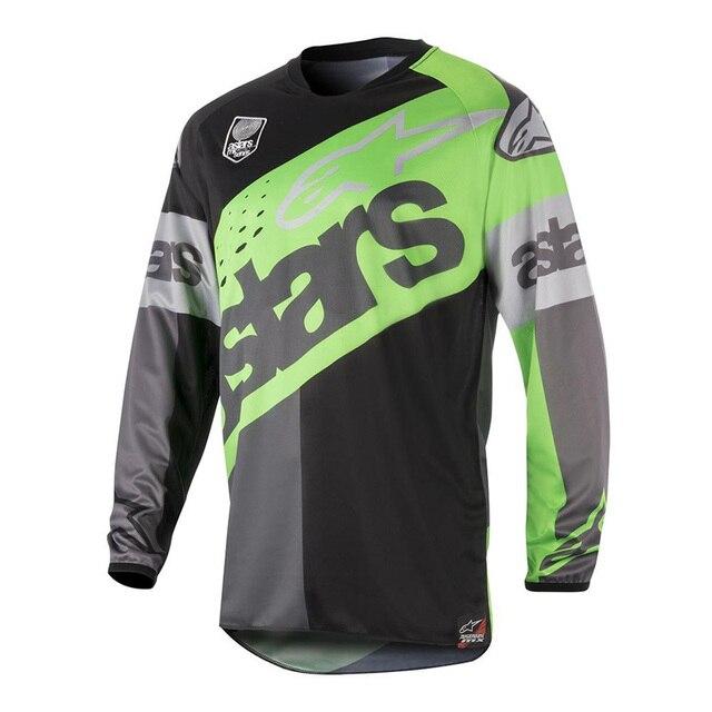 2018 LairschDan ASTARS wear ride shirt moto gp off-road downhill man bmx  motocross long sleeve bike clothing cycle cross xxxl 46b57da54