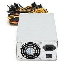 2000 Watt Spezielle Stromversorgung Für ATX Bergbau Maschine Unterstützung 8 stück Grafikkarte Hochwertigen ATX Computer-netzteil Für BTC