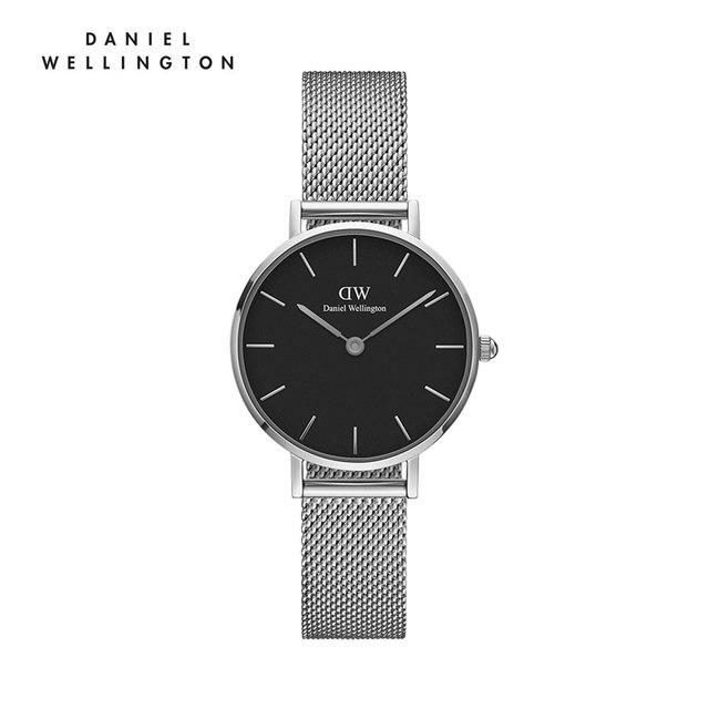 Женские наручные часы Daniel Wellington Classic Petite Sterling 28 мм