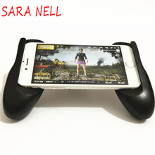 SARA NELL mobile game support gamepad bracket for iPhone X 8 Samsung S8 Plus xiaomi handle stand Mobile PUBG phone holder