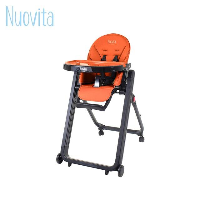 Стульчик для кормления Nuovita Futuro Senso Nero