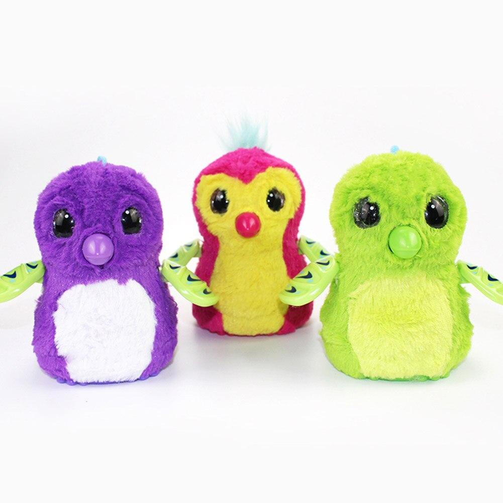 цена на Interesting Creative Smart Magic Interactive Hatching Egg 1Pc Electronic Pet Eggs Cute Animal Christmas Funny Gift Kids Children