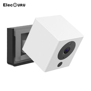 Image 1 - Wall Mount Base Holder for Wyze Cam/Xiaomi Xiaofang/Xiaomi Mijia/Neos SmartCam Camera,Home Surveillance Camera Mounting Brackets