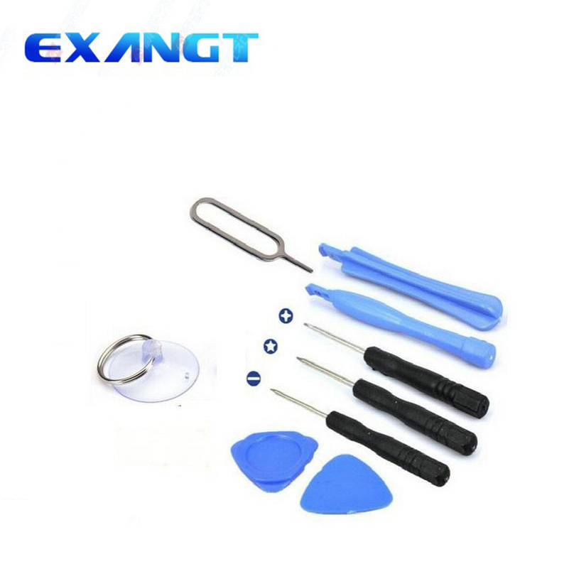 high qulaity 9 in 1 Opening Tools Repair Pry Tool Kit Screwdriver for iPhone 4 4S