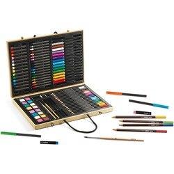 Juegos de tablas de caballete DJECO 4783888 pluma 3D creativa para colorear para niños MTpromo