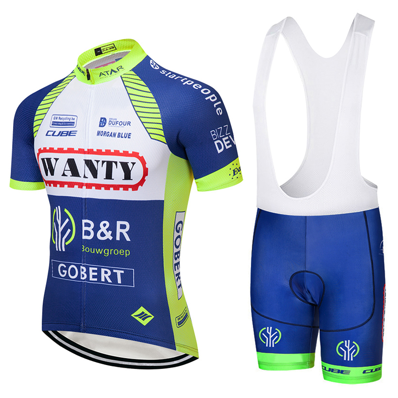 2018 TEAM Belgium Cycling jersey gel bike shorts set SOBYCLE Ropa Ciclismo mens summer quick-dry PRO BICYCLING Maillot Culotte цена
