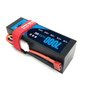 Image 5 - DXF 2S 3S 4S Lipo Battery 7.4V 11.1V 14.8V 5200mah 6500mah 7000mah 8000mah 50C 100C 60C 120C 110C 220C For Akku 1/8  Buggy Car