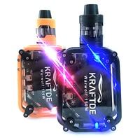 150W Full Kit Vape1 Pen 3500mah Battery Mechanical Starter1 Kit 3ml Top Filling Electronic Cigarette Vaporizador E Cigarette
