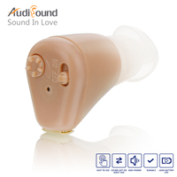 2018 Rechargeable Mini Hearing Aid Hearing Amplifier Ear Sound Amplifier Hearing Aids Rechargeable Hearing Aid