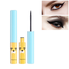 Charm Black Long lasting Waterproof Eyeliner Liquid 4g font b Eyes b font Makeup Brand HengFang