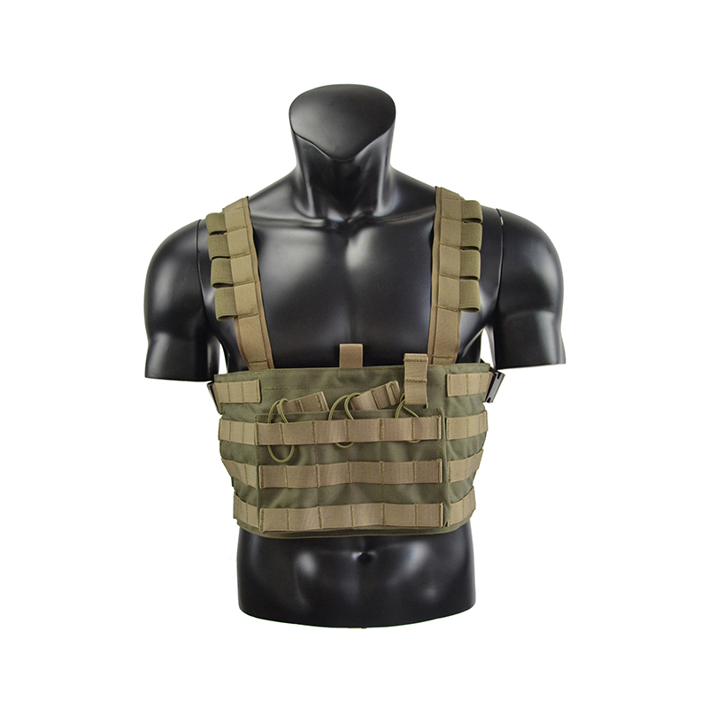 1000D Cordura 2586 Tactical Chest Rig Airsoft Hunting Vest Ranger Green Military Tactical Vest TW-CR01