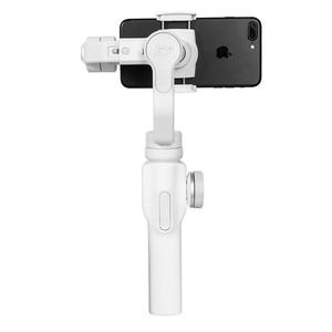 Image 5 - Zhiyun 부드러운 4 3 축 핸드 헬드 짐벌 안정제 아이폰 X 8 7 플러스 6 플러스 삼성 갤럭시 S8 + S8 S7 S6 S5, 부드러운 4