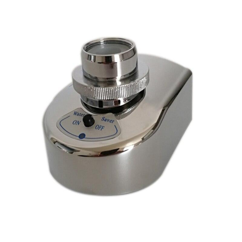 JMKWS capteur infrarouge robinets adaptateur pratique économie d'eau vaporisateur aérateur connecteur Induction filtre robinet interrupteur pont monté