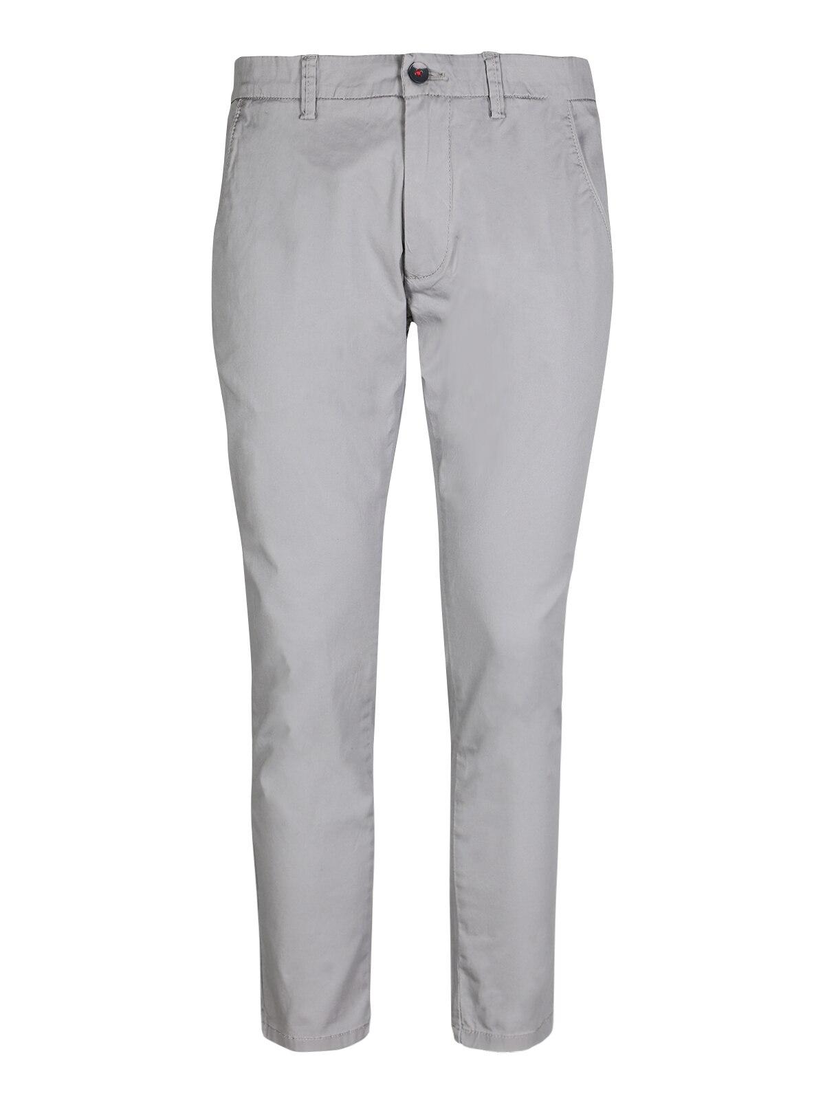 Pants Cotton Men-pattern Capri