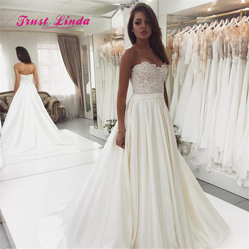 Ivory Wedding Dress Mother Off The Shoulder Sweetheart A Line Mother Of The Bride Gown Satin Mother Wedding Dress