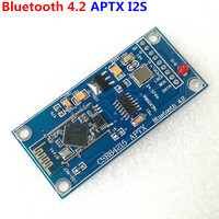CSR64215 Bluetooth 4 2 APTX I2S Auxiliary Board For ES9018 ES9028 ES9038 DAC Decoder Board DC
