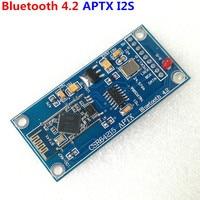CSR64215 Bluetooth 4 2 APTX I2S Auxiliary Board For ES9018 ES9028 ES9038 DAC Decoder Board DC