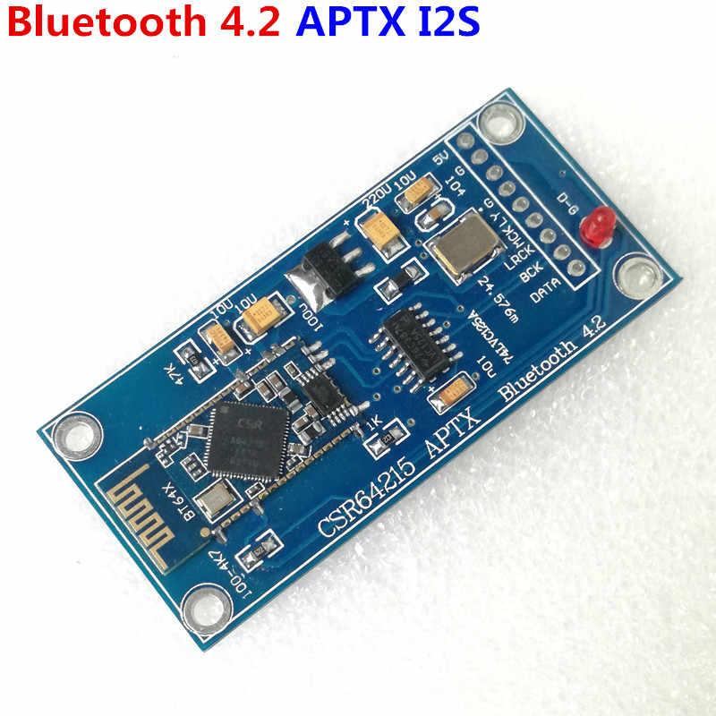 Weiliang audio csr64215 bluetooth 4.2 모듈 지원 aptx i2s
