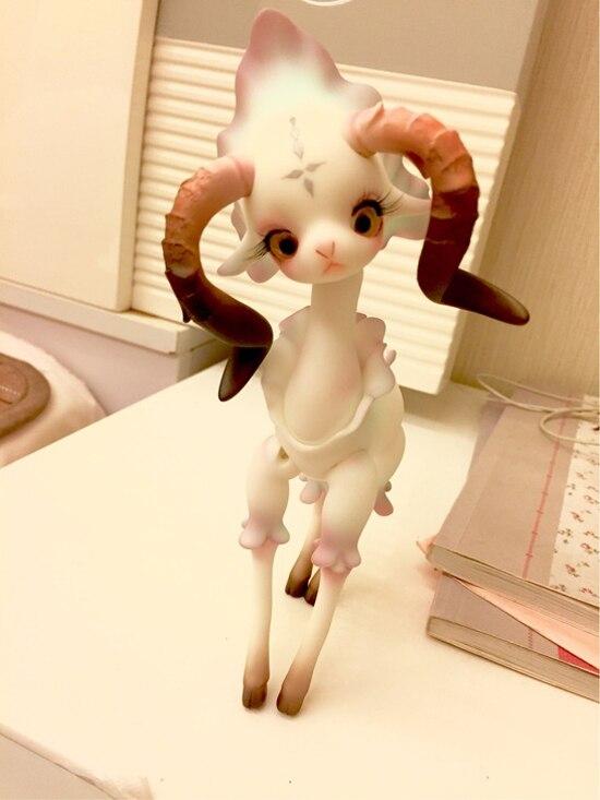 HeHeBJD 1 6 Big Dipper sheep Limited Dolls fantasy resin bjd sheep free eyes free shipping