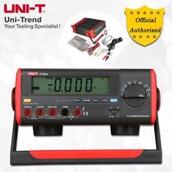 UNI-T automatyczny multimetr cyfrowy UT803; rezystancja/pojemność/częstotliwość/test temperatury  RS-232/komunikacja usb