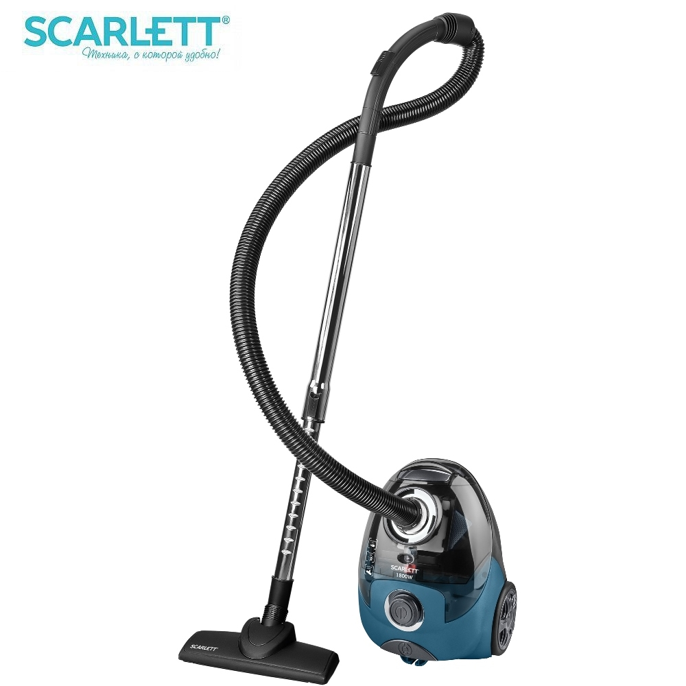 Vacuum Cleaner Scarlett SC-VC80B99 Vacuum cleaner for home Cyclone vacuum cleaners Shipping from Russia spare parts for vacuum cleaners vacuum filter hepa for replacement philips fc8764 fc8766 fc8761 fc8760 fc8767