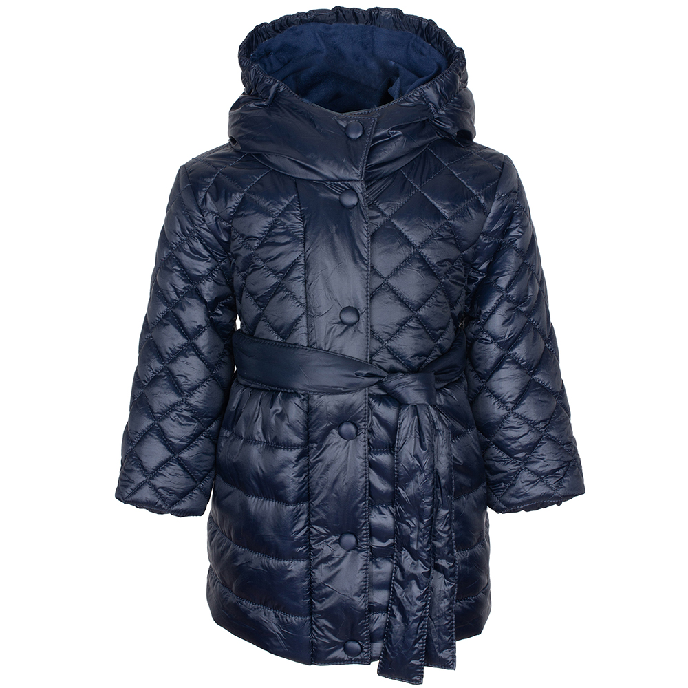 Jackets & Coats Gulliver for girls 21831GBC4503 Jacket Coat Denim Cardigan Warm Children clothes Kids winter jacket men casual male coat warm men zipper outwear duck down jacket middle long mens parka with fur hood thick jackets