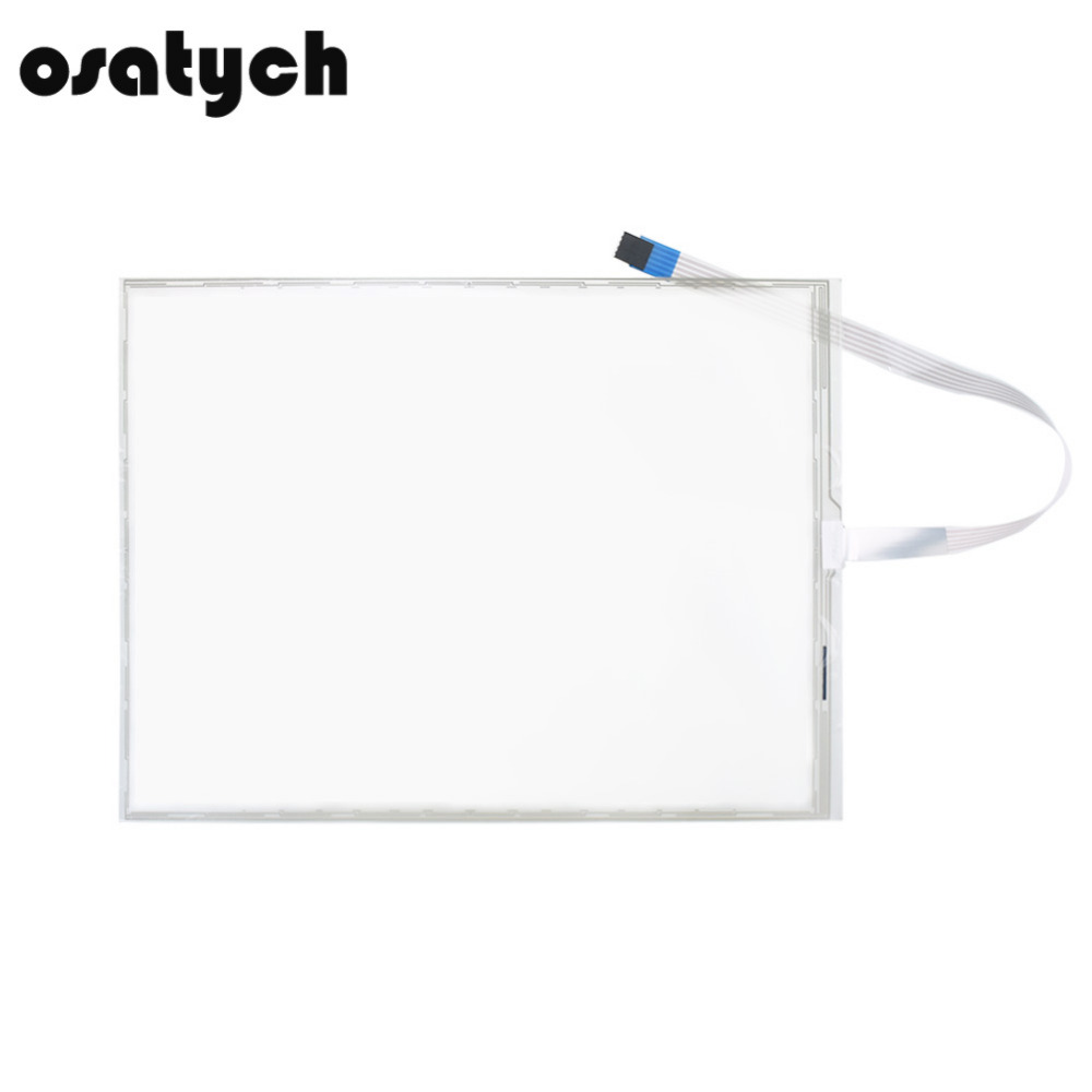 15 Inch 5 Wire E212465 For SCN-AT-FLT15.0-Z01-0H1-R E055550 332*249mm 249*332mm 249mm*332mm Touch Screen Panel Replacement