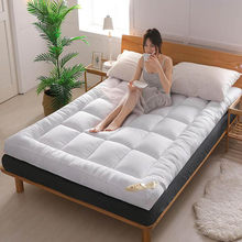 Winter Home Bedroom Furniture Bed Mattress Outdoor Camping Mats Twin Full Queen Bedding Pad Cushion Tatami Floor Carpet(China)