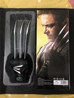 X Man Wolverine Claws Glove Cosplay Anime X man Action Figure Movie Character Collection Models toys 40cm