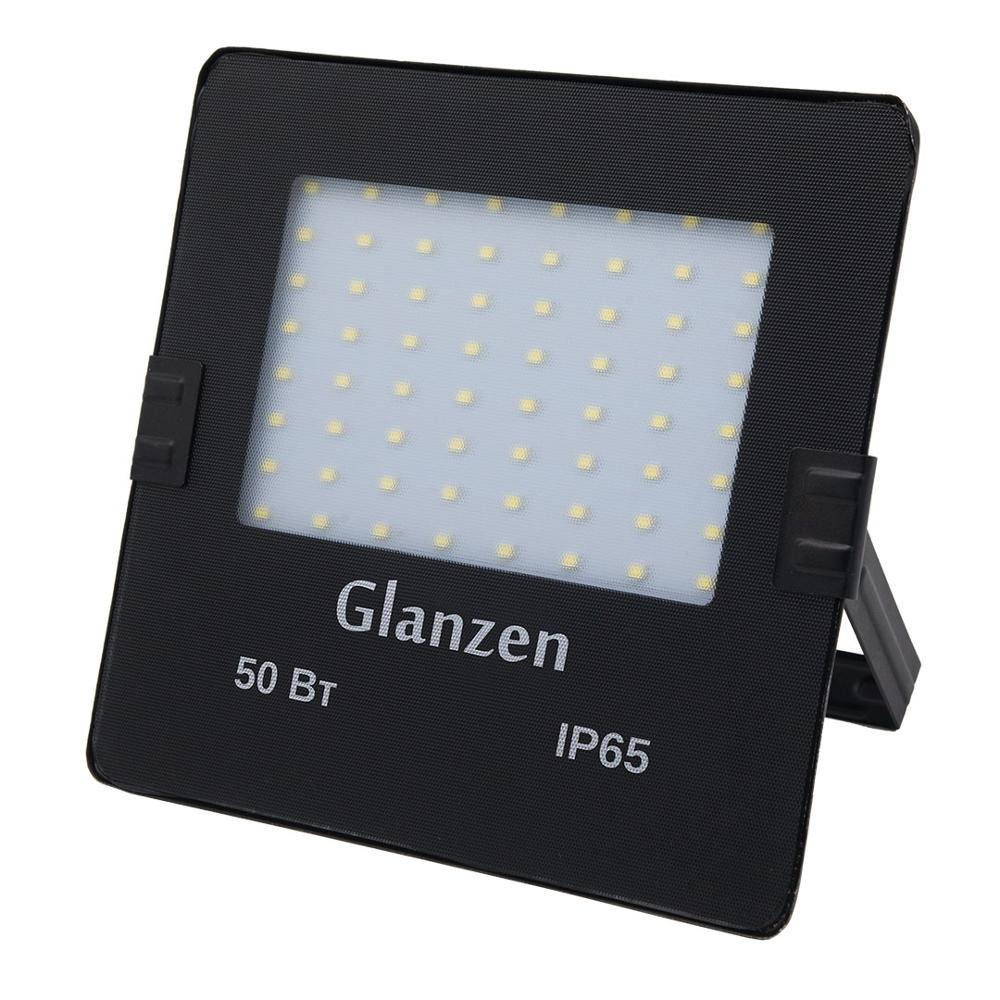 Led spotlight GLANZEN FAD-0025-50 portable led spotlight glanzen fad 0014 20