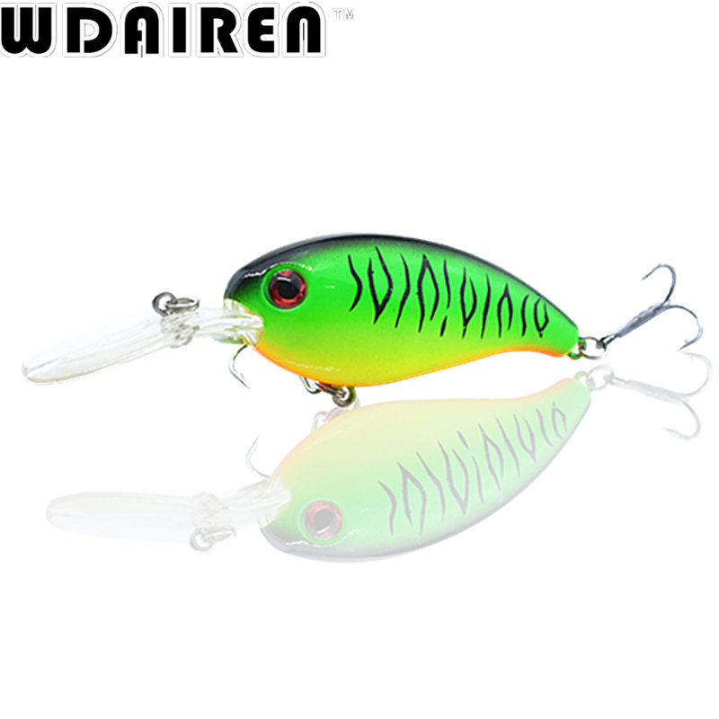 1Pcs Wobblers Crank bait 10cm 14g Hard Fishing Tackle Swim bait Crank Bait Bass Fishing Lures 7 Colors  pike perch NR-198 1pcs lifelike 8 5g 9 5cm minow wobblers hard fishing tackle swim bait crank bait bass fishing lures 6 colors fishing tackle