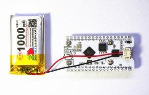 Image 4 - WIFI ESP32 開発ボード 0.96 インチ青色 Oled ディスプレイの Bluetooth インターネットのものと arduino のためのヒートシンク