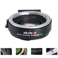 Viltrox EF EOS M2 Focal Reducer Booster Adapter Auto focus 0.71x for Canon EF mount lens to EOSM camera M6 M3 M5 M10 M100 M50