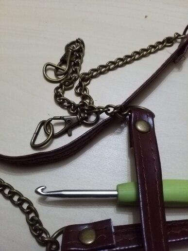 THINKTHENDO Keten & tas Lederen schoudertas Crossbody Handtas Taszak Vervangende tas Onderdelen accessoires photo review