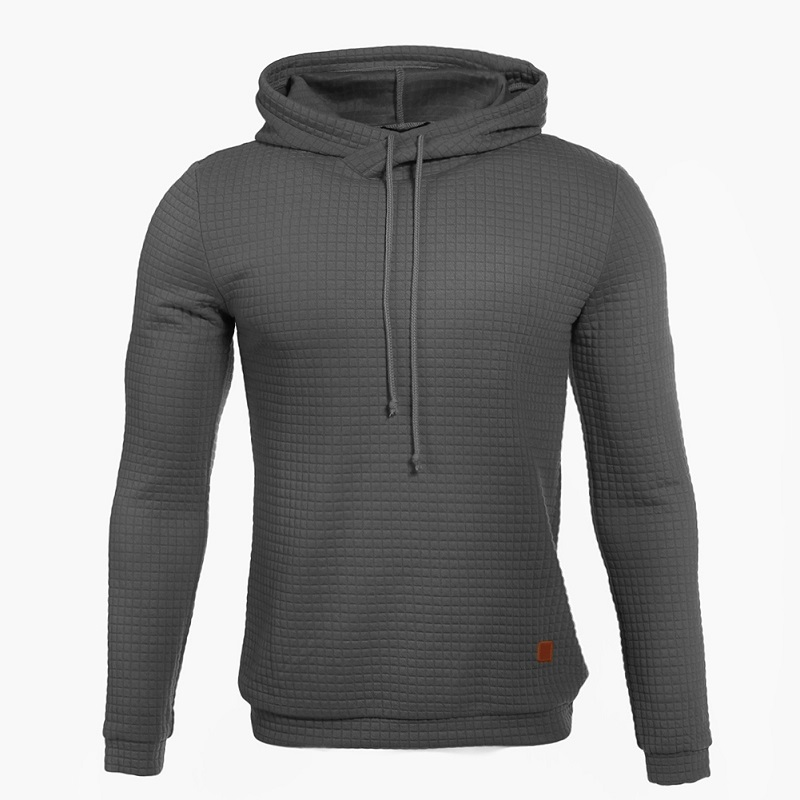 Hoodies Men 2017 Brand Male Long Sleeve Solid Color Hooded Sweatshirt Mens Hoodie Tracksuit Sweat Coat Casual Sportswear M-2xl